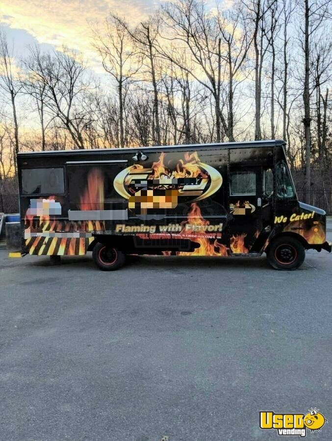 1994 Chevrolet Grumman All-purpose Food Truck Concession Window North Carolina Gas Engine for Sale - 2