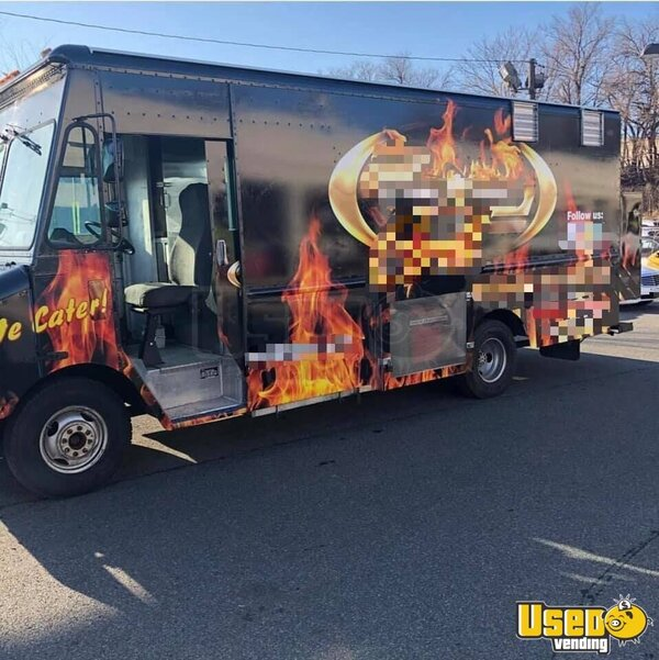 1994 Chevrolet Grumman All-purpose Food Truck North Carolina Gas Engine for Sale