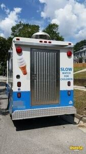 1994 Chevy Food Truck Diamond Plated Aluminum Flooring North Carolina Gas Engine for Sale