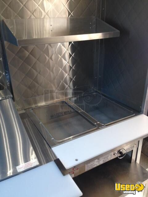 1994 Chevy P 30 Step Van All-purpose Food Truck Diamond Plated Aluminum Flooring New York Gas Engine for Sale - 6