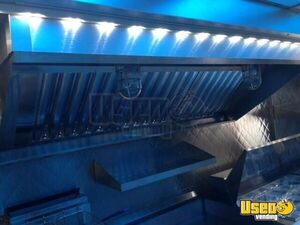 1994 Chevy P 30 Step Van All-purpose Food Truck Exhaust Hood New York Gas Engine for Sale