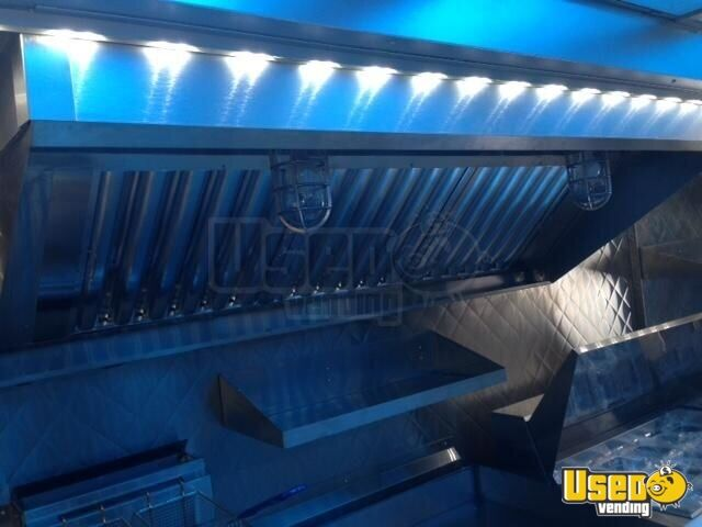 1994 Chevy P 30 Step Van All-purpose Food Truck Exhaust Hood New York Gas Engine for Sale - 14