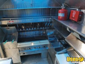 1994 Chevy Step Van P30 Food Truck Food Warmer Texas Gas Engine for Sale