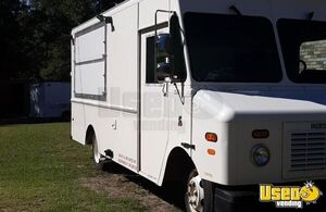 1994 Ford Oshkosh All-purpose Food Truck Air Conditioning Georgia Diesel Engine for Sale