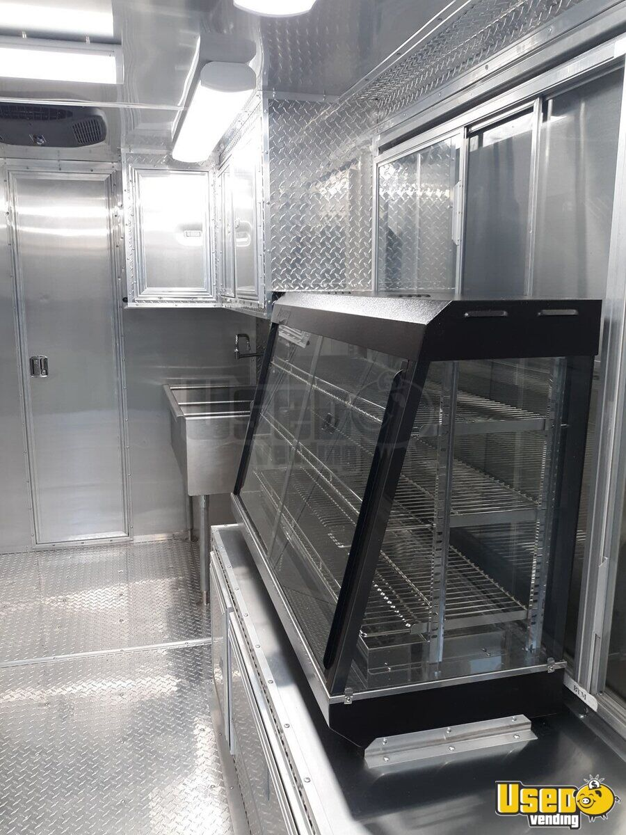 1994 Ford Oshkosh All-purpose Food Truck Cabinets Georgia Diesel Engine for Sale - 4