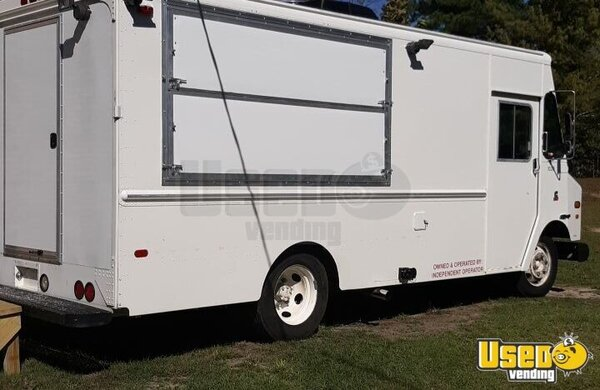 1994 Ford Oshkosh All-purpose Food Truck Georgia Diesel Engine for Sale