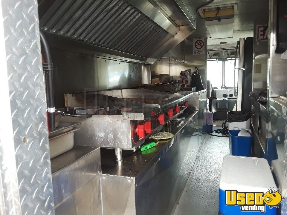 1994 Gmc Vn All-purpose Food Truck Cabinets Texas Gas Engine for Sale - 3