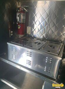 1994 Grumman Barbecue Food Truck Barbecue Food Truck A/c Power Outlets Texas Gas Engine for Sale