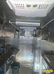1994 Grumman Barbecue Food Truck Barbecue Food Truck Breaker Panel Texas Gas Engine for Sale