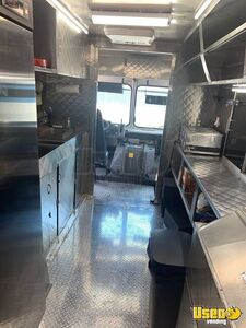 1994 Grumman Barbecue Food Truck Barbecue Food Truck Exterior Lighting Texas Gas Engine for Sale