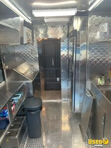 1994 Grumman Barbecue Food Truck Barbecue Food Truck Interior Lighting Texas Gas Engine for Sale