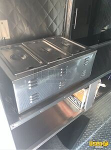 1994 Grumman Barbecue Food Truck Barbecue Food Truck Sound System Texas Gas Engine for Sale