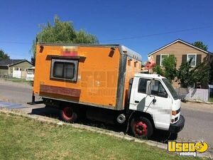 Isuzu Marketing Truck for Sale in Washington!!!