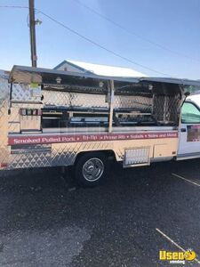 1994 Lunch Serving Food Truck Lunch Serving Food Truck Concession Window Arizona Gas Engine for Sale