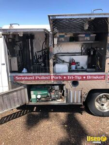 1994 Lunch Serving Food Truck Lunch Serving Food Truck Generator Arizona Gas Engine for Sale