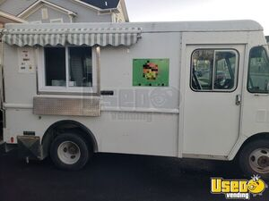 1994 P30 Step Van Kitchen Food Truck All-purpose Food Truck Diamond Plated Aluminum Flooring Maryland Gas Engine for Sale