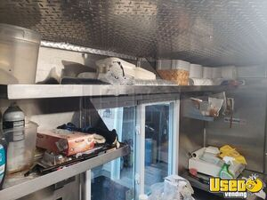 1994 P30 Step Van Kitchen Food Truck All-purpose Food Truck Fire Extinguisher Maryland Gas Engine for Sale