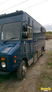 1994 P32 Step Van Kitchen Food Truck All-purpose Food Truck Exterior Customer Counter Maryland Gas Engine for Sale