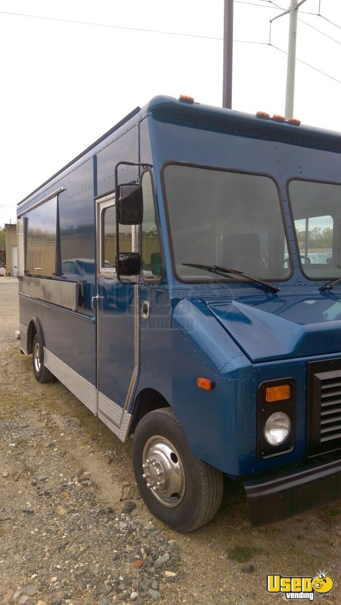 1994 P32 Step Van Kitchen Food Truck All-purpose Food Truck Propane Tank Maryland Gas Engine for Sale - 7