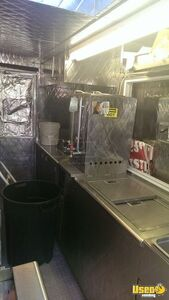 1994 P32 Step Van Kitchen Food Truck All-purpose Food Truck Slide-top Cooler Maryland Gas Engine for Sale