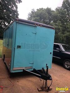 1994 Shaved Ice Concession Trailer Snowball Trailer Concession Window Tennessee for Sale