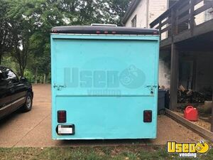 1994 Shaved Ice Concession Trailer Snowball Trailer Deep Freezer Tennessee for Sale