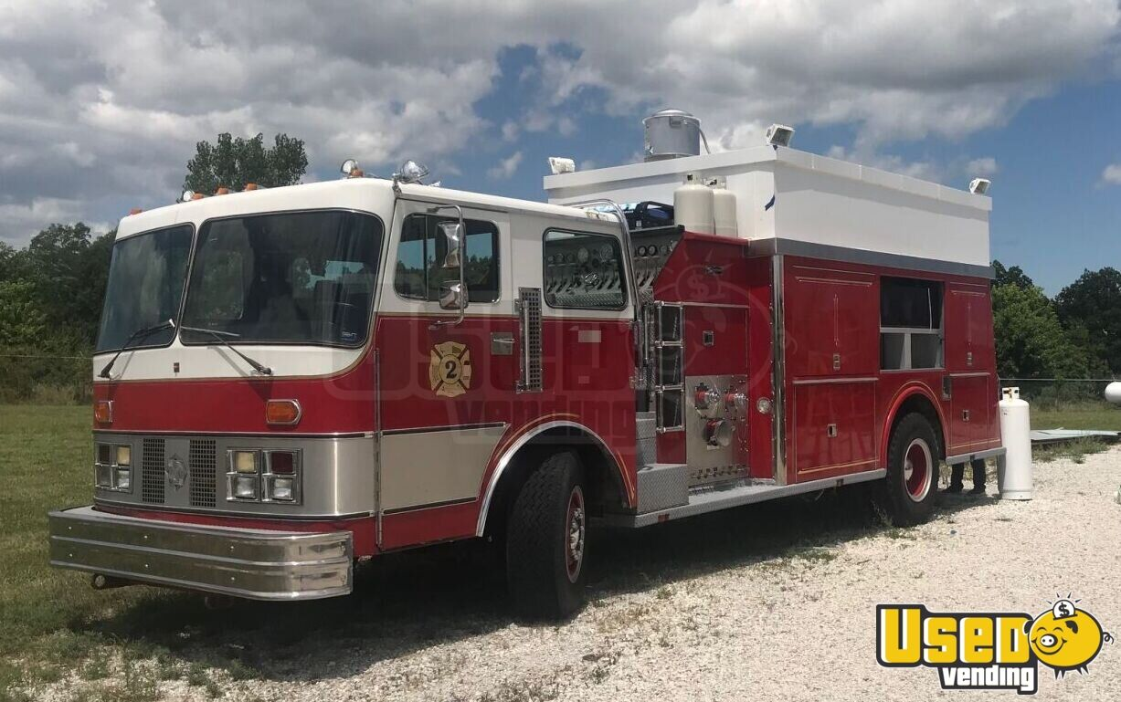 1995 All-purpose Food Truck 26 Missouri Diesel Engine for Sale - 26
