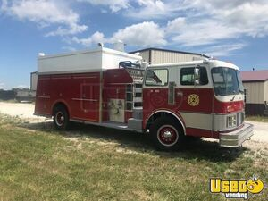 1995 All-purpose Food Truck Gfi Outlets Missouri Diesel Engine for Sale