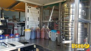 1995 Beverage Concession Trailer Beverage - Coffee Trailer 24 Pennsylvania for Sale