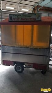 1995 Beverage Concession Trailer Beverage - Coffee Trailer Hot Water Heater Pennsylvania for Sale