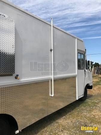1995 Chev All-purpose Food Truck Air Conditioning Washington Diesel Engine for Sale - 2
