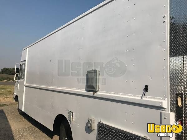 1995 Chev All-purpose Food Truck Concession Window Washington Diesel Engine for Sale - 3