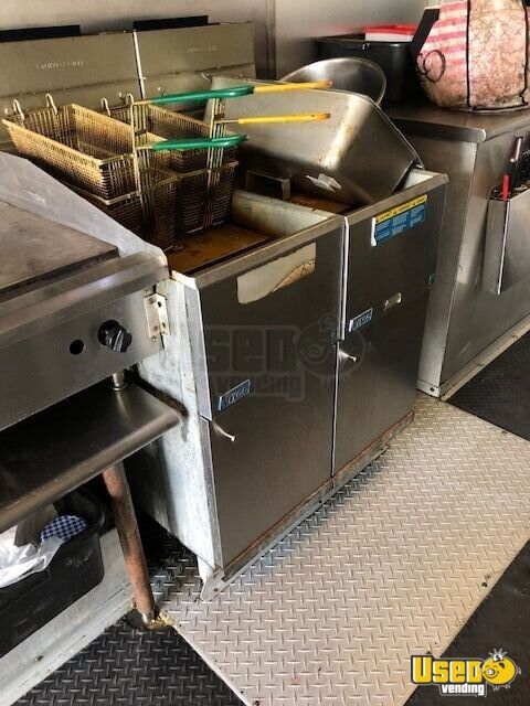 1995 Chevrolet Grumman P30 All-purpose Food Truck Exhaust Fan Florida Diesel Engine for Sale - 12