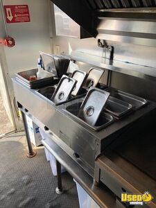 1995 Chevrolet Grumman P30 All-purpose Food Truck Steam Table Florida Diesel Engine for Sale