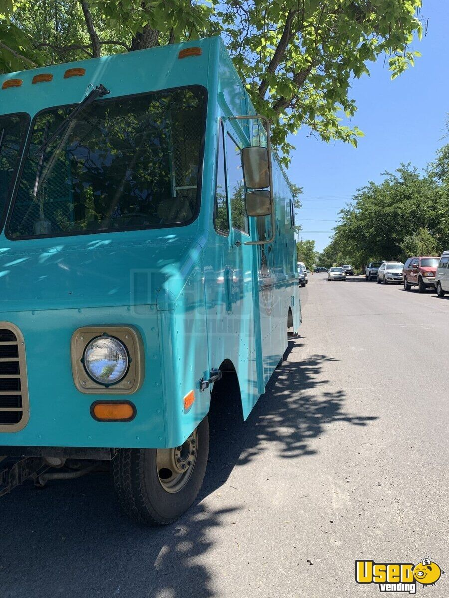1995 Chevrolet Mobile Boutique Truck Air Conditioning Nevada Gas Engine for Sale - 2