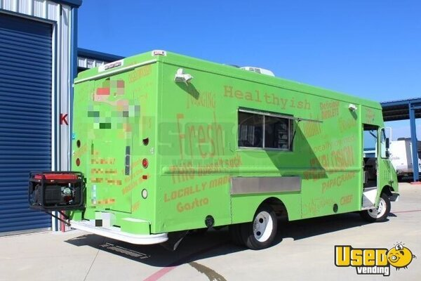 1995 Chevrolet P30 All-purpose Food Truck Texas Diesel Engine for Sale
