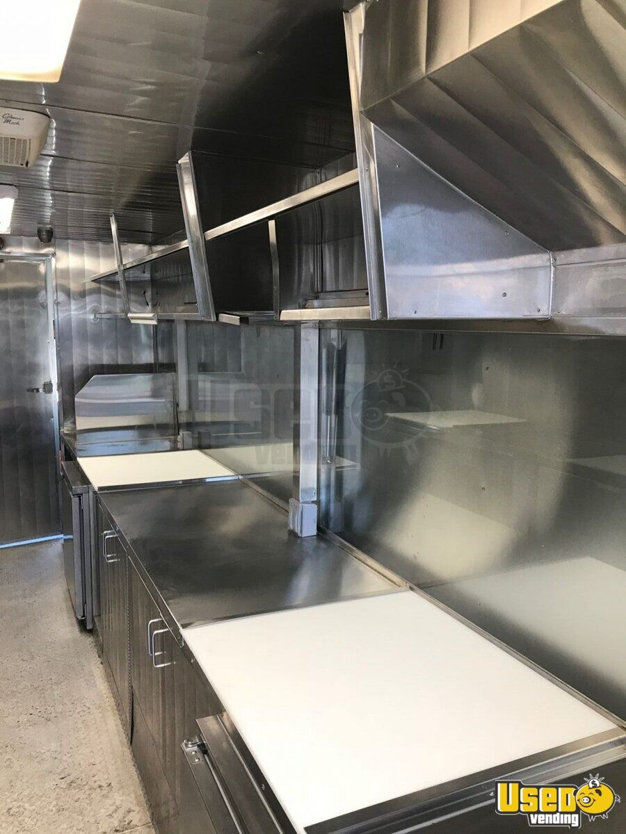 1995 Chevrolet Tx All-purpose Food Truck Deep Freezer California Diesel Engine for Sale - 11