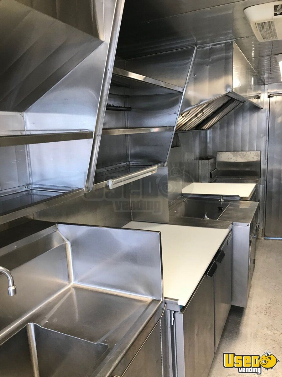 1995 Chevrolet Tx All-purpose Food Truck Fryer California Diesel Engine for Sale - 13