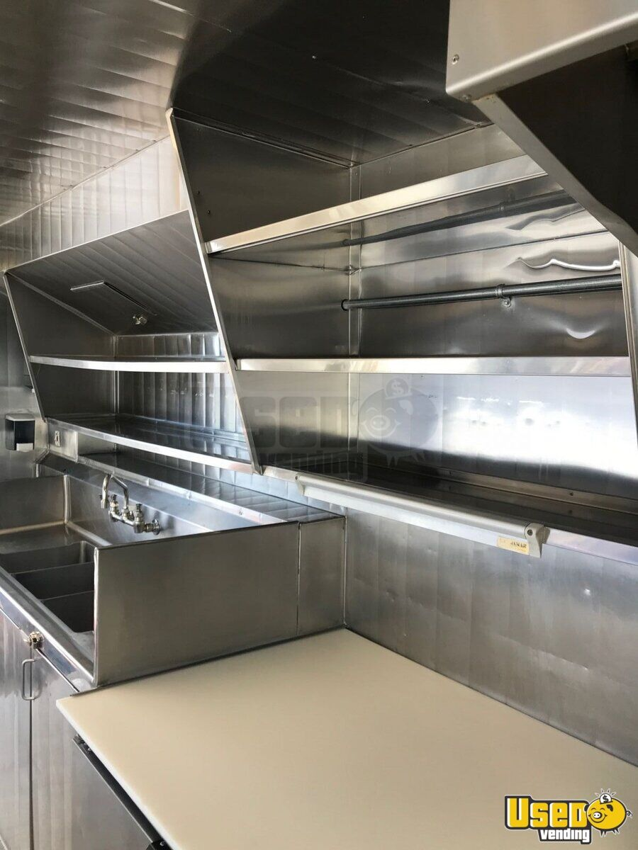 1995 Chevrolet Tx All-purpose Food Truck Refrigerator California Diesel Engine for Sale - 12