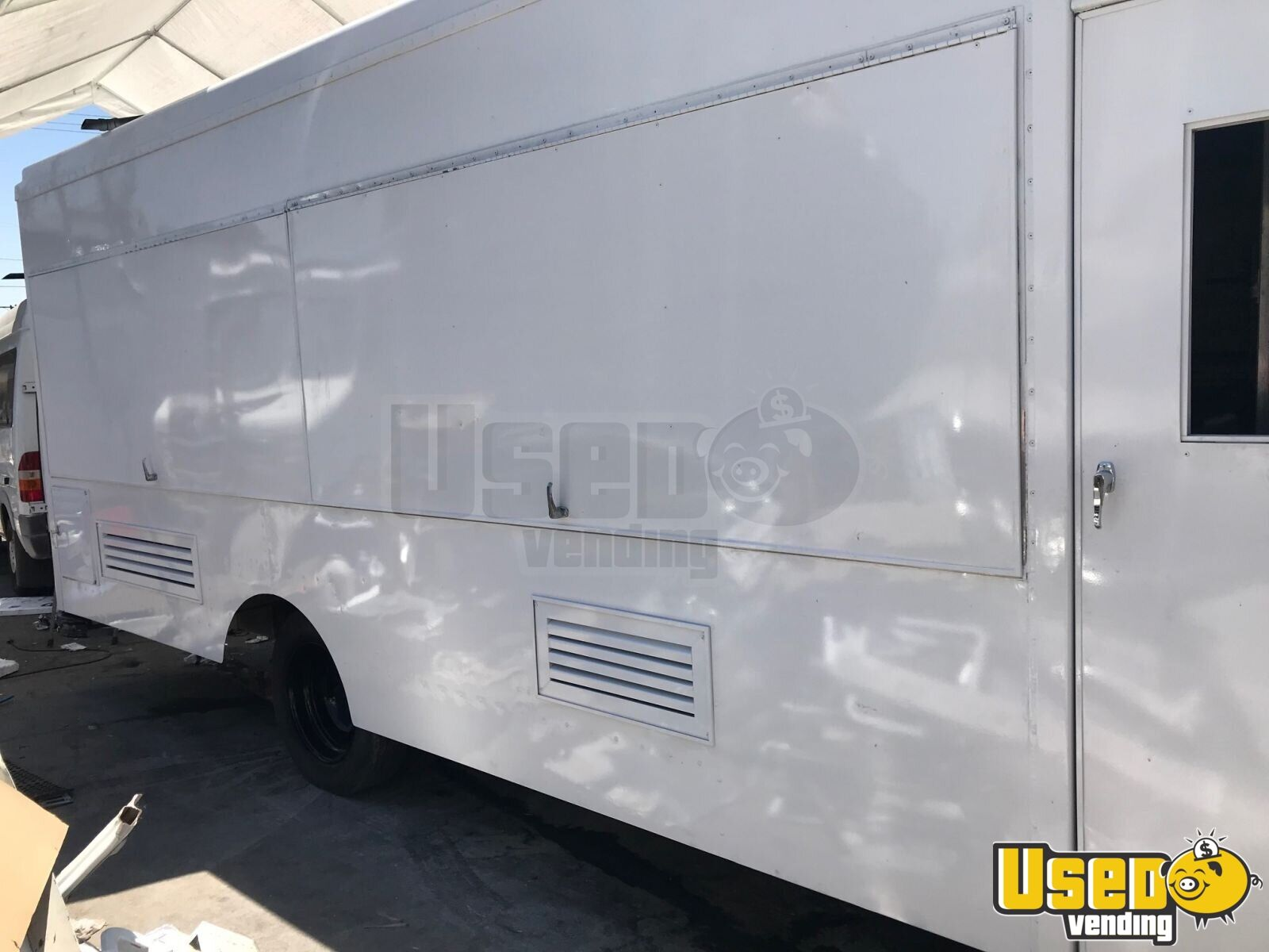 1995 Chevrolet Tx Food Truck Air Conditioning California Diesel Engine for Sale - 2