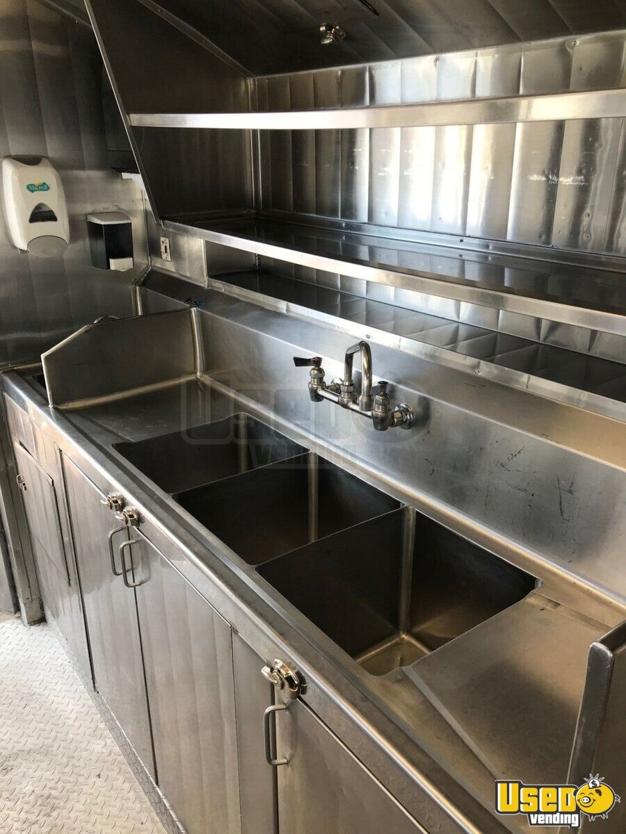 1995 Chevrolet Tx Food Truck Exhaust Hood California Diesel Engine for Sale - 14