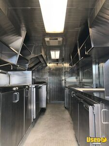 1995 Chevrolet Tx Food Truck Surveillance Cameras California Diesel Engine for Sale