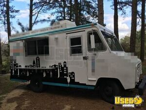 Chevy Food Truck for Sale in Mississippi!!!