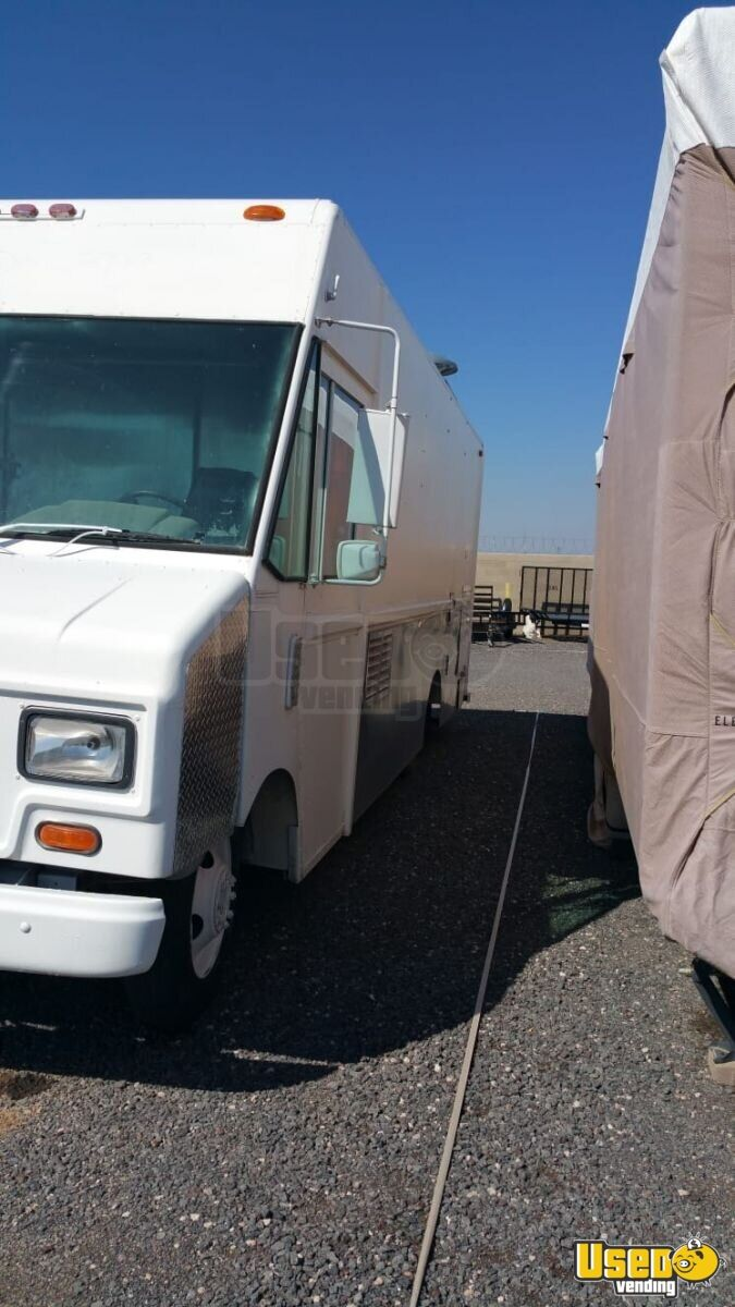 1995 Chevy All-purpose Food Truck Cabinets Arizona Diesel Engine for Sale - 3