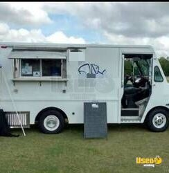 1995 Chevy All-purpose Food Truck Concession Window South Carolina for Sale - 2
