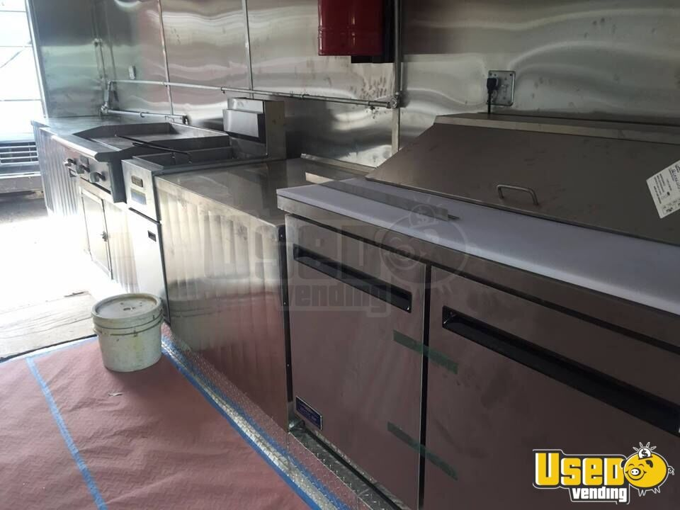 1995 Chevy All-purpose Food Truck Exterior Customer Counter Arizona Diesel Engine for Sale - 9