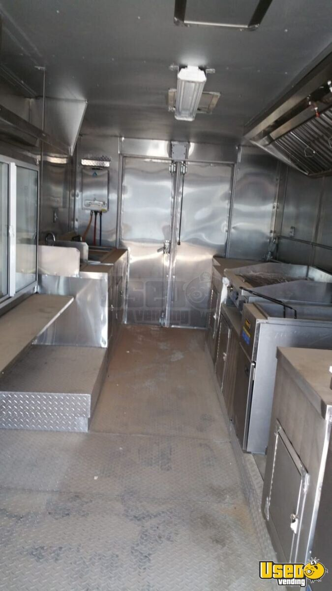 1995 Chevy All-purpose Food Truck Flatgrill Arizona Diesel Engine for Sale - 13