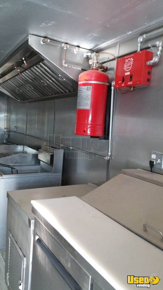 1995 Chevy All-purpose Food Truck Fryer Arizona Diesel Engine for Sale - 14
