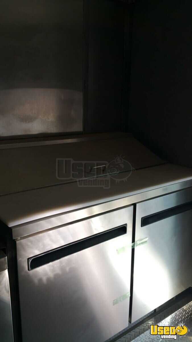 1995 Chevy All-purpose Food Truck Interior Lighting Arizona Diesel Engine for Sale - 16