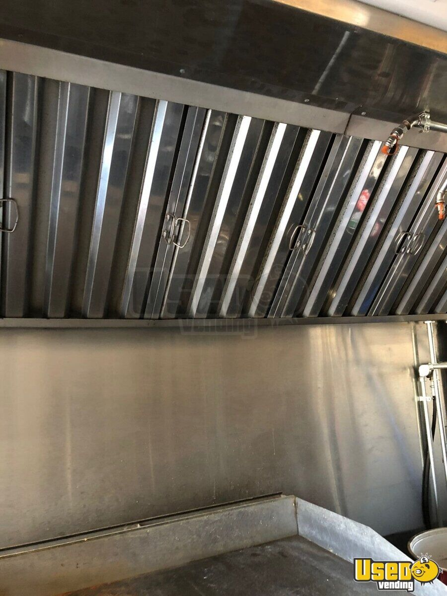 1995 Chevy P30 All-purpose Food Truck Flatgrill Iowa Gas Engine for Sale - 10